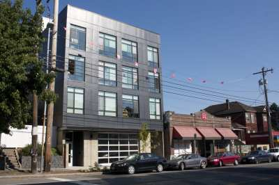 Current home to several Capitol Hill microhousing residents, future home of El Correo (Image: CHS)