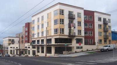 Squire Park Plaza at 18th and Jackson (Image: Central Area Action Committee For Affordable Living)