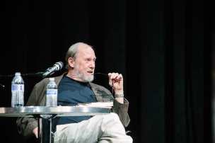 Poet Stephen Dunn