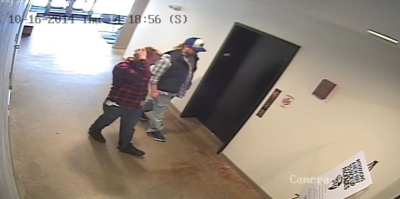"""The """"persons of interest"""" in an October 16th daytime apartment burglary on 19th Ave E (Image: Q13Fox.com)"""