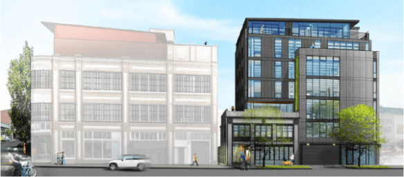 Chophouse Row envisioned