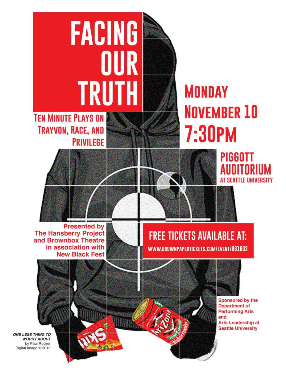 FACING OUR TRUTH: Ten Minute Plays on Trayvon, Race, and