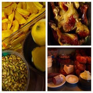 Barjot's new dinner offerings (Images: Cafe Barjot)
