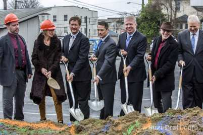 12th Avenue Arts Groundbreaking Event at Velocity Dance Center,