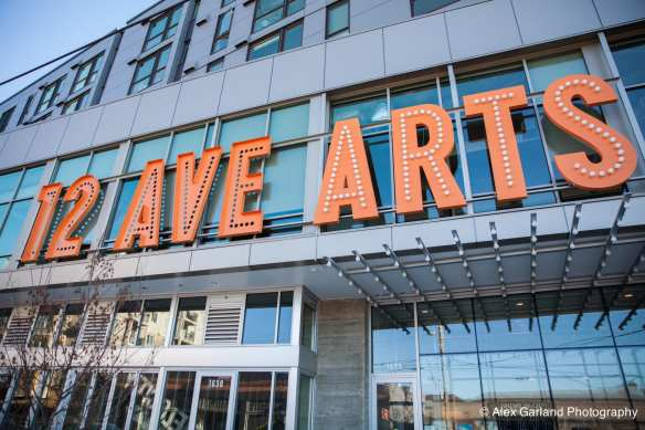 The 12th Ave Arts grand opening is Thursday, November 20th