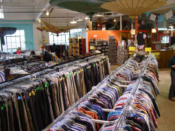 Inside the E Union store