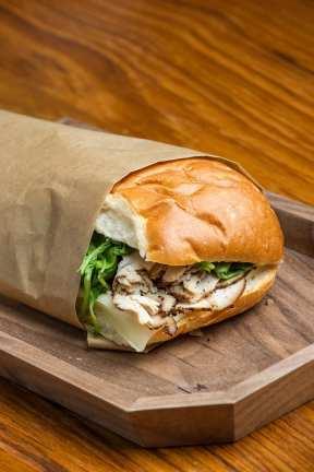 Starbucks Reserve Roastery and Tasting Room_Coffee Roasted Turkey Sandwich