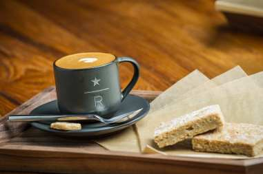 Starbucks Reserve Roastery and Tasting Room_Espresso Macchiato