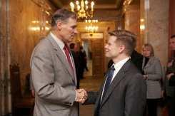Pedersen -- doubtlessly, informing Governor Inslee of your Capitol Hill priorities