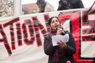 Council member Sawant