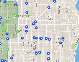 You can suggest new Pronto stations in the CD and around the city here
