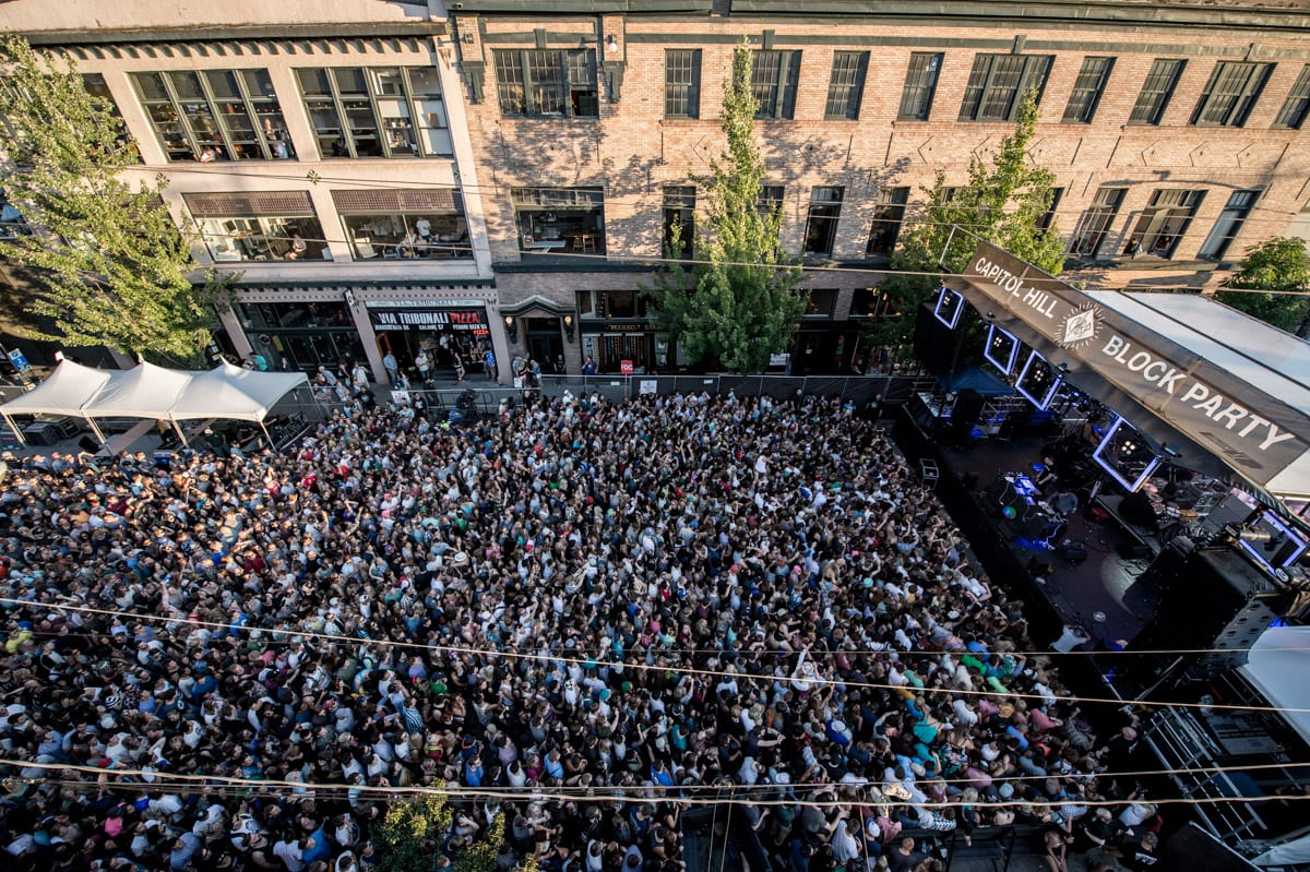 capitol hill block party lineup released under new brand