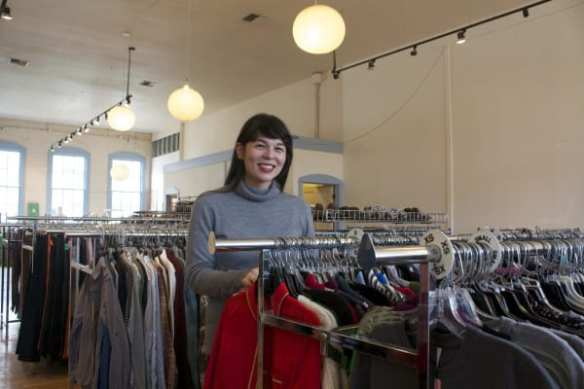 Lifelong Thrift's Tamara Asakawa (Image: CHS)