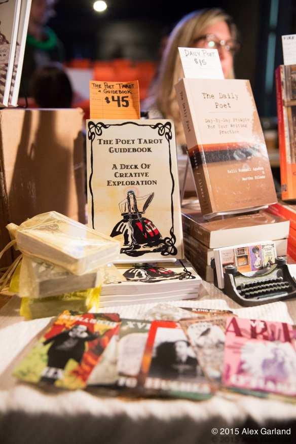 Poet Tarot Cards