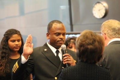 New Seattle Fire Chief Harold Scroggins (Image: City of Seattle)