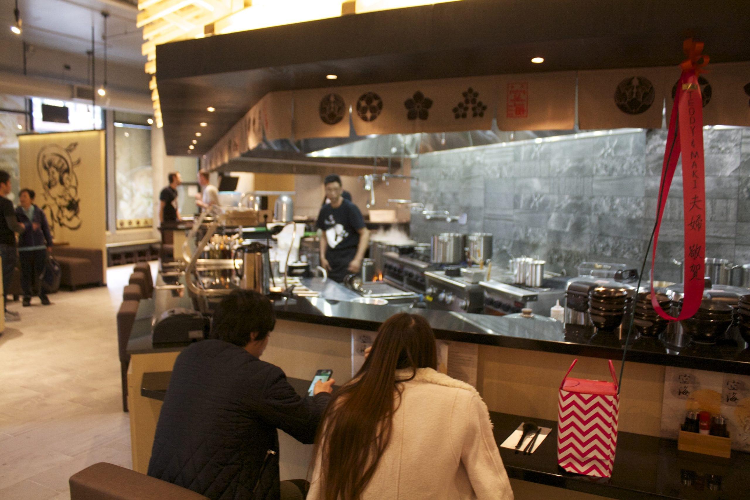 Capitol Hill Japanese Restaurants
