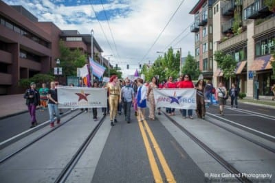 More from Trans* Pride 2014 here