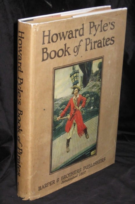 Every boy needs a Book of Pirates.