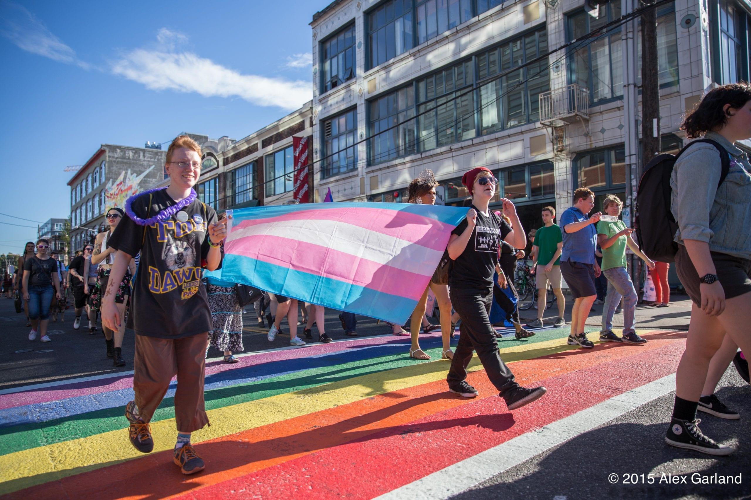 Gay pride seattle wa june 2008