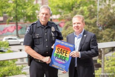 SPD's Safe Place program rolled out last week