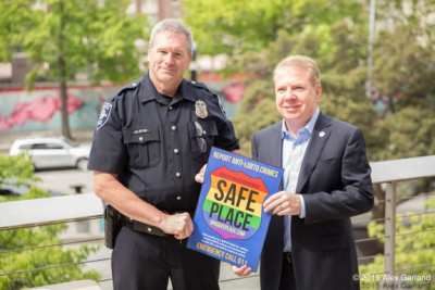 SPD's Safe Place program rolled out last week
