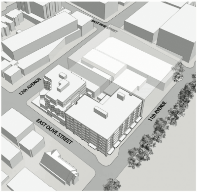 The 1634 11th Ave project will be reviewed June 24th at 8 PM at Seattle U's Admissions and Alumni building, 824 12th Ave. Learn more and review the design packet here.