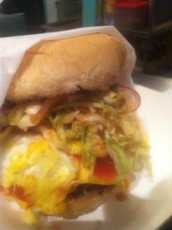The Ramly burger (Image: Kedai Makan)