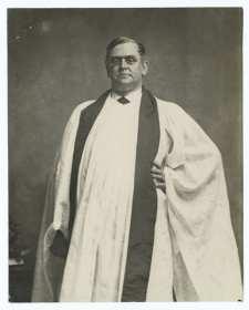 Reverend Phillips Brooks circa 1891
