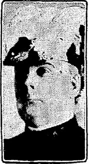 Fenlon in Knights Templar uniform.  Circa 1933.  Image: Seattle Times.