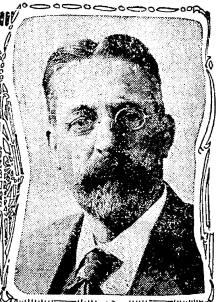 Charles Malmo, circa 1907.  Image: Seattle Times.