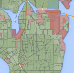 While Madison Park could benefit from the BRT, the levy lost in several area precincts . (Image via Phil Gardner)