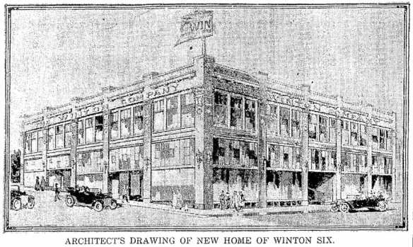 The Winton Building at 11th and Pine (August 20 1916 Seattle Times)