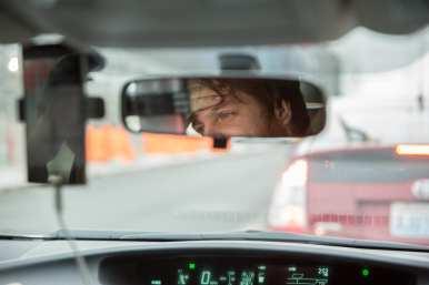 A Capitol Hill ride service driver