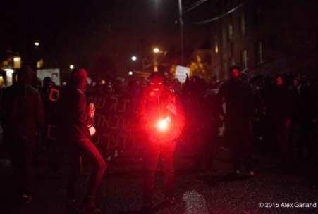#defendseattle anti-fascist demonstration - 16 of 17