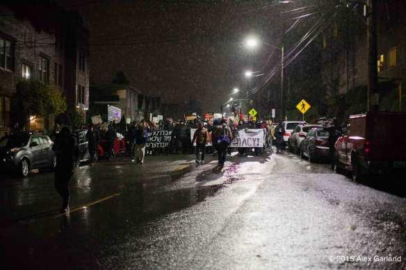 #defendseattle anti-fascist demonstration - 19