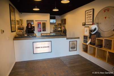 Ruckus, the Hill's first pot shop (Image: CHS)