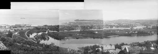 Trondheim, Norway.  Late 19th Century.