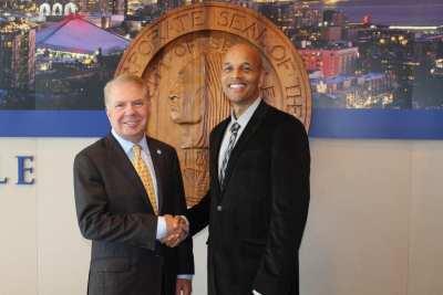 Seattle's new Education Director Dwane Chappelle (Image: Seattle.gov)