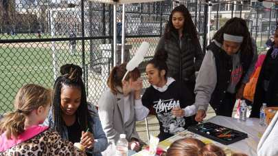 14. Face Painting