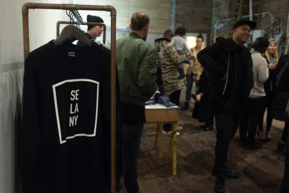 Friday Jan. 29th, 2016 Lovecitylove hosted the launch party for SELANY a fashion line designed by local Seattle rapper Thig Natural of The Physics. The launch served as a soft opening for the new space on Pike Street.