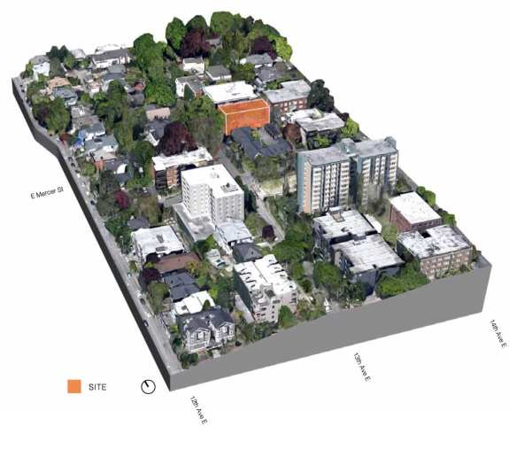 Plans for 13th Ave E