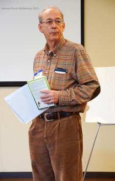 Tom Bangasser (Image: CHS)