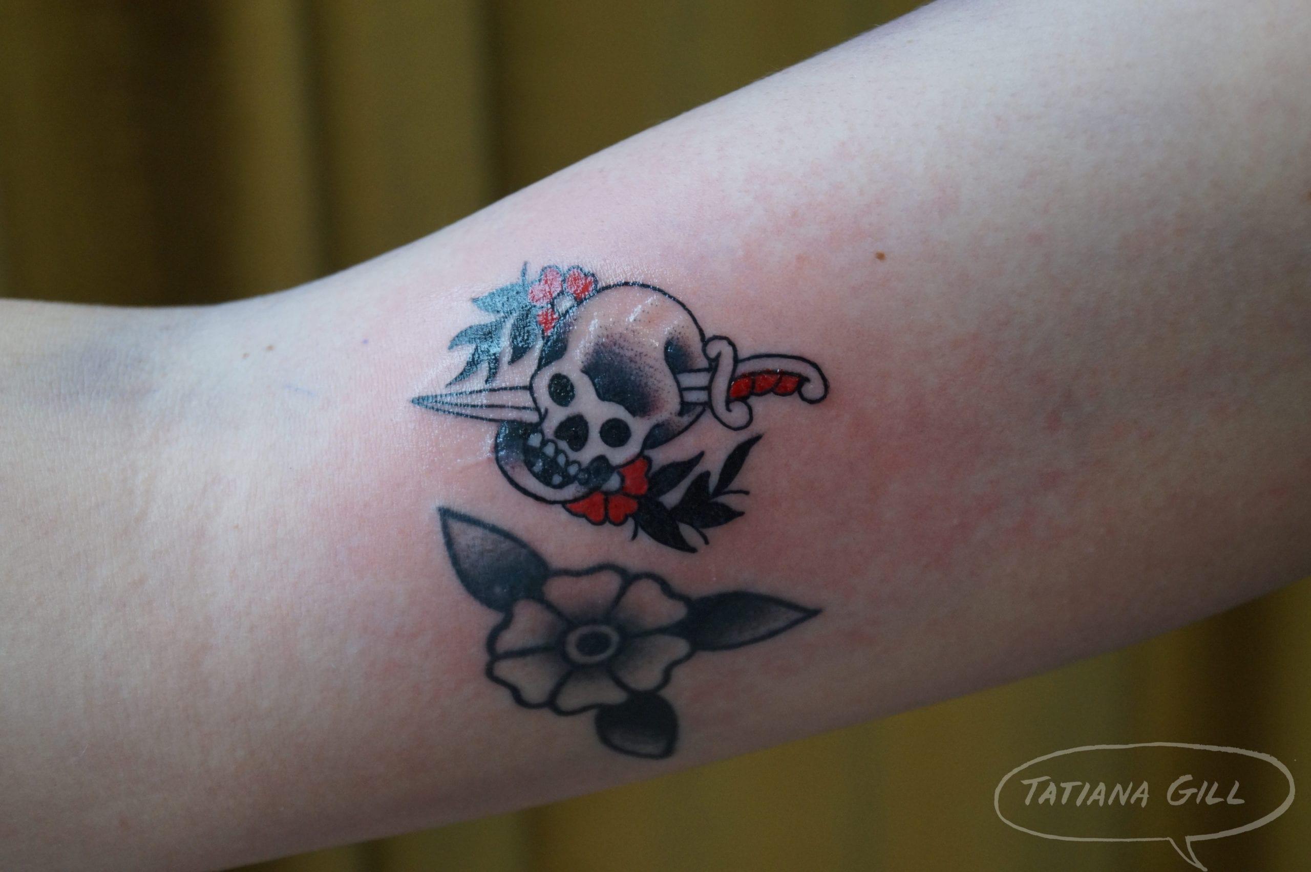 chs pics capitol hill s dark age tattoo inks its way to