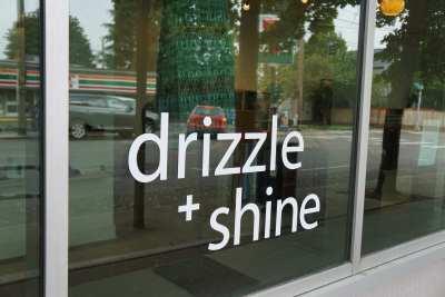 Drizzle + Shine - 2 of 2