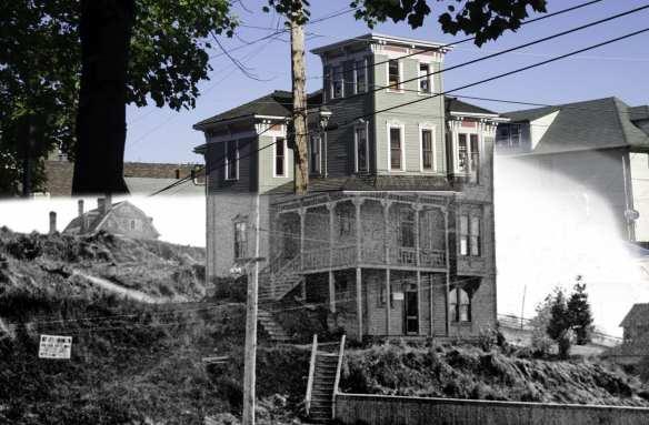 Ward House 1892ish-2016 (Christine Johnson via Marianne Roulet via Paul Dorpat)