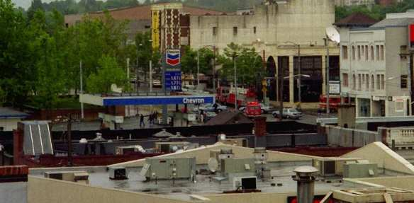 Broadway and Pine, 2000