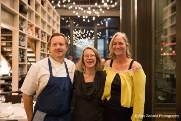 Lark's ownership trio — Sundstrom, J.M. Enos, and Kelly Ronan (Image: CHS)