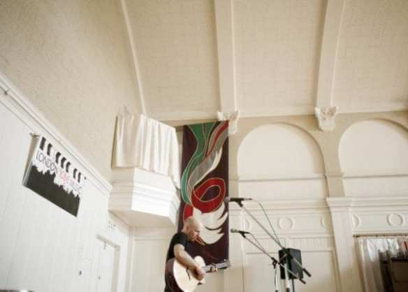 Levi Fuller and the Library - For Seattle Acoustic Festival by Tori Dickson