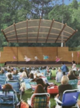 What the new Volunteer Park Amphitheater could look like