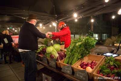 Chophouse Row Weekly Night Market @ Chophouse Row | Seattle | Washington | United States